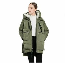 2019 Orolay Women's Thickened Down Jacket