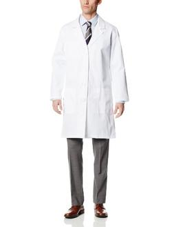 Cherokee 40 Inch Easy Access Unisex Labcoat, White, 5X-Large