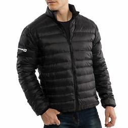 AlpineSwiss Niko Packable Light Mens Down Alternative Puffer
