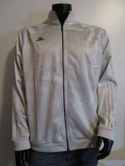NWT Mens Adidas Grisun ESS 3S Track Full Zip Soccer Fashion