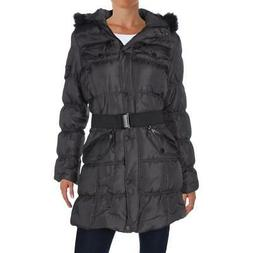 Urban Republic Womens Winter Parka Coat Anorak Jacket Outerw