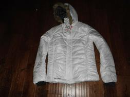 Womens Arctix Sz S Pearl White Water~Wind Resistant Thermate