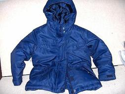 B0Y SIZE    *OLD NAVY*  COAT ZIP IN LINING NWT