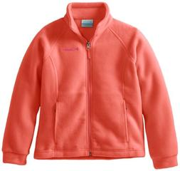 Columbia Big Girls'  Benton Springs Fleece Jacket, Groovy Pi