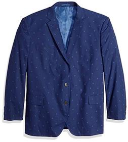 U.S. Polo Assn. Men's Big and Tall Fancy Cotton Sport Coat,