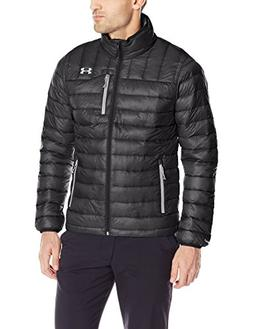 Under Armour Outerwear Men's CGI Turing Jacket, Large, Black