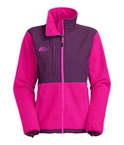New The North Face Women's Denali Fleece Jacket Recycled Fuc