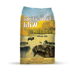 Taste of the Wild Grain Free High Protein Real Meat Recipe H