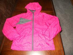 Columbia girls lined coat size S small MINT jacket lightweig
