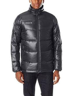 Columbia Men's Gold 650 TurboDown Down Jacket, XX-Large, Bla