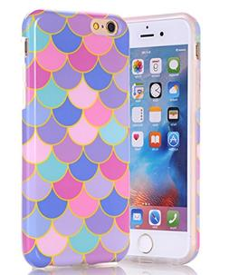 iPhone 6s Plus case,iPhone 6 Plus case,Spevert Mermaid Scale