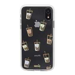 iPhone XR, Sonix Boba  Cell Phone Case  Clear Coat Series Ca