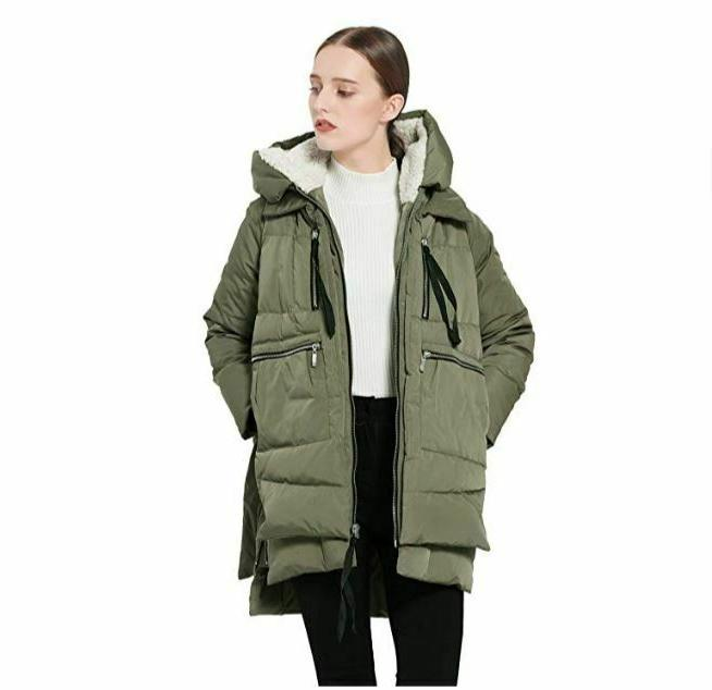 2019 women s thickened down jacket most