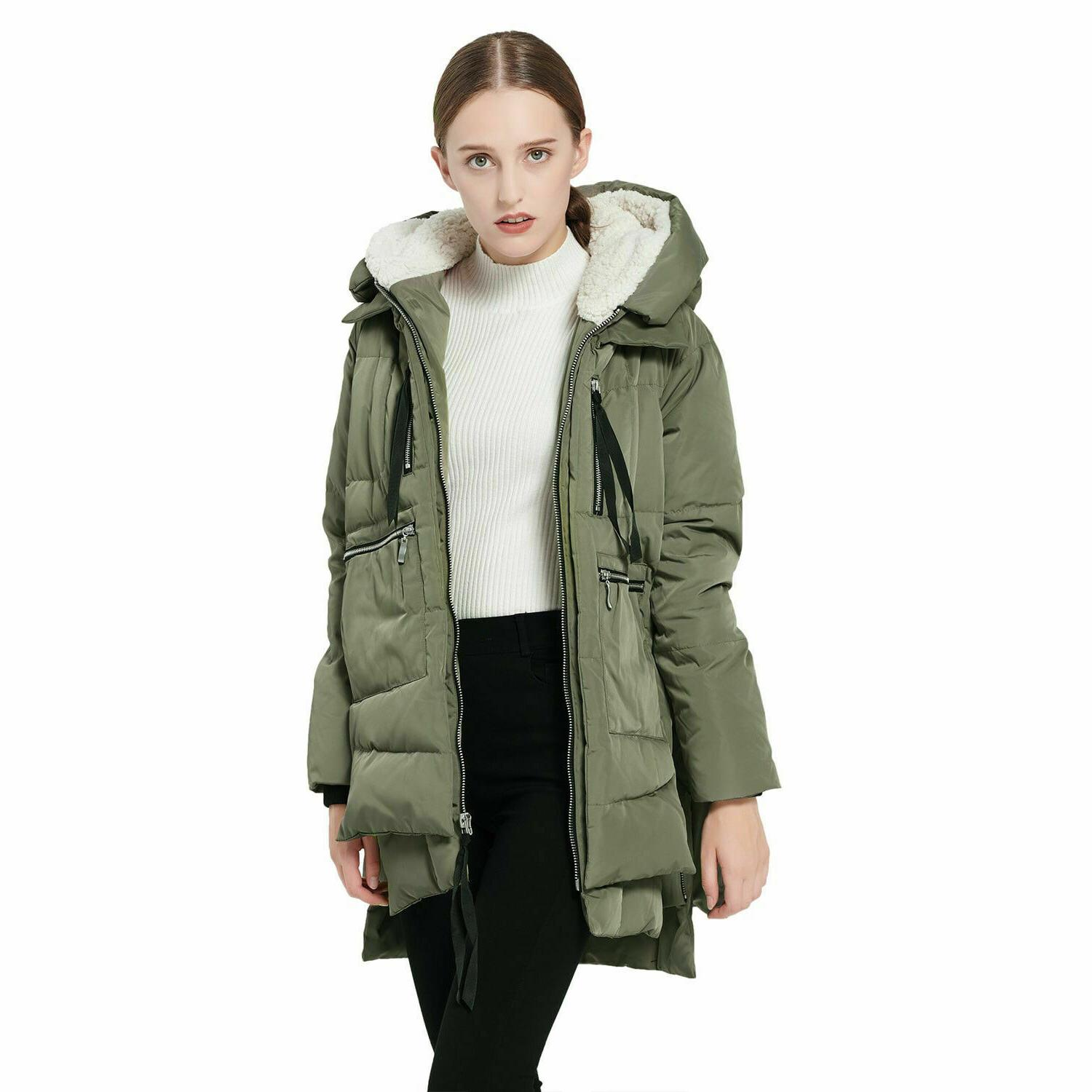 2019 women s thickened down jacket new