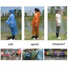 5x Disposable Outdoor Camping Travel Hiking Emergency Rain C