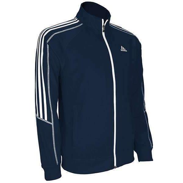 Adidas Men's Adiselect Team Select Jacket Coat Blue All Size
