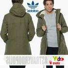 Adidas Originals GREEN WINTER C PARKA Coat Jacket Women Rita