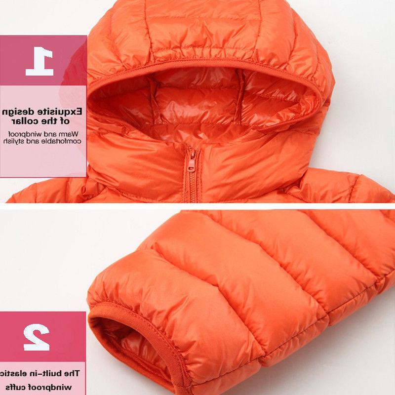 Women's Ultralight Jacket Parka