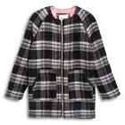 New Cherokee Girls' Windbreaker Coat Jackets Ebony M