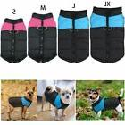 New Waterproof Small Dog Clothes Winter Warm Padded Coat Pet