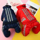 Pet Puppy Cat Jumpsuit Small dogs Cold Winter Jumper Warm Co