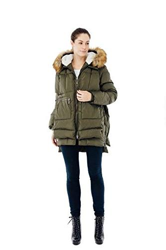 Valuker Down With 90D Parka