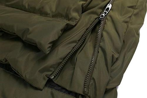 Valuker Down With Parka Puffer