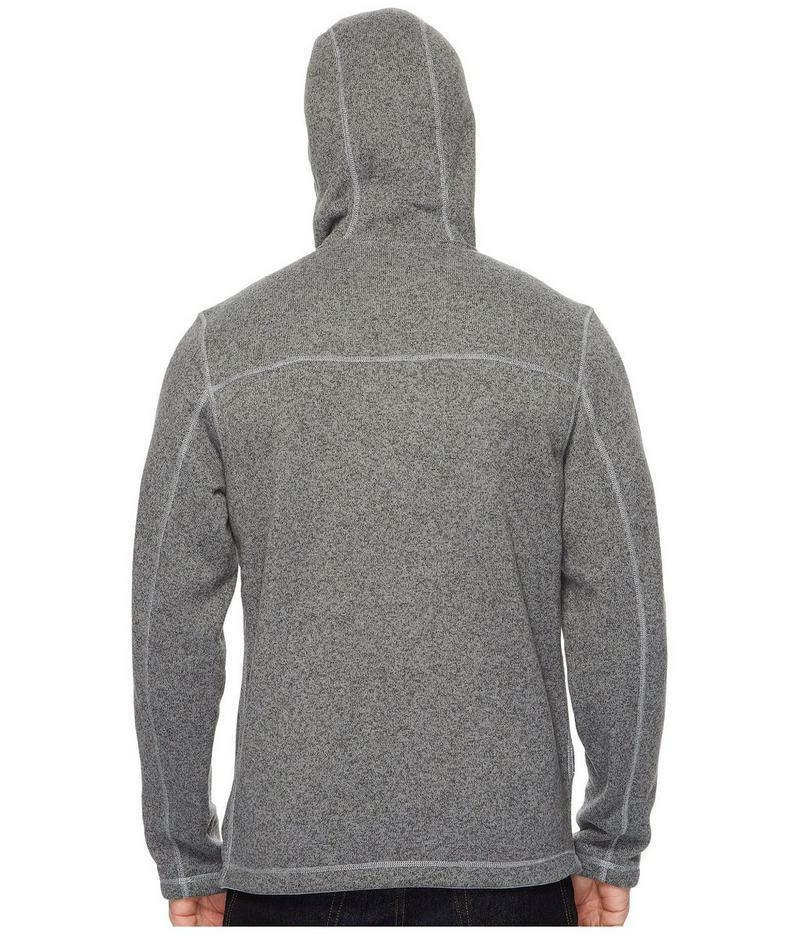 The North Face Lyons Full Zip Hoodie Grey Size nwt Ship