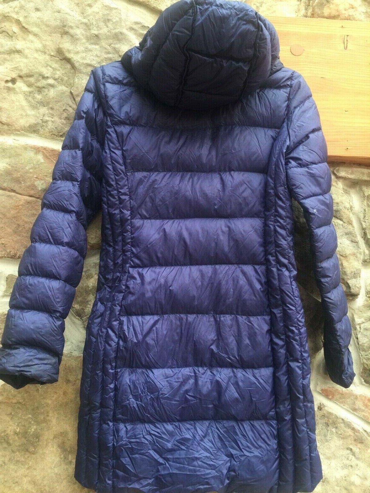 32 Degrees Heat Down Jacket Sleeve Zip Size S Small