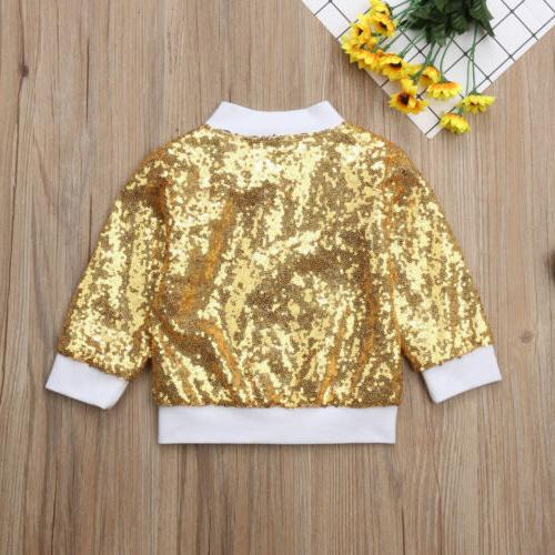 Kid Winter Warm Thick Outwear Clothes