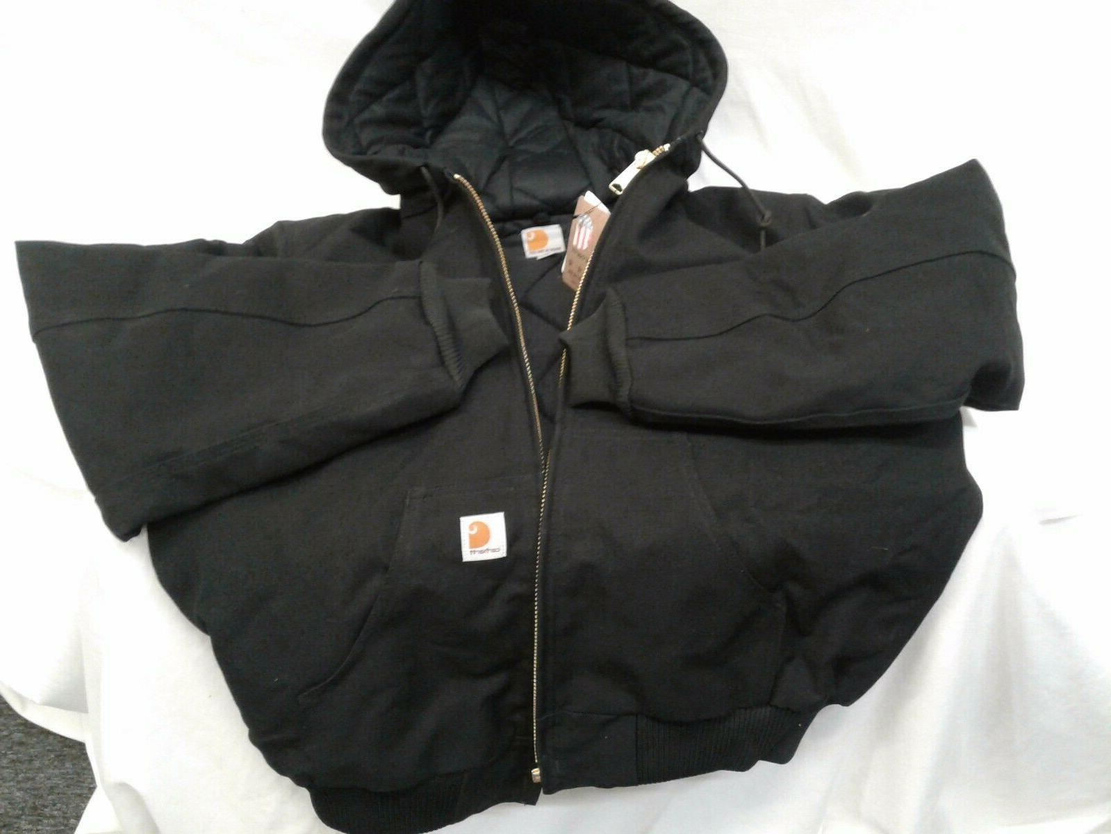 CARHARTT MEN'S DUCK QUILTED J140 NWT/NWOT