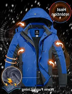 GEMYSE Ski Snow Windproof