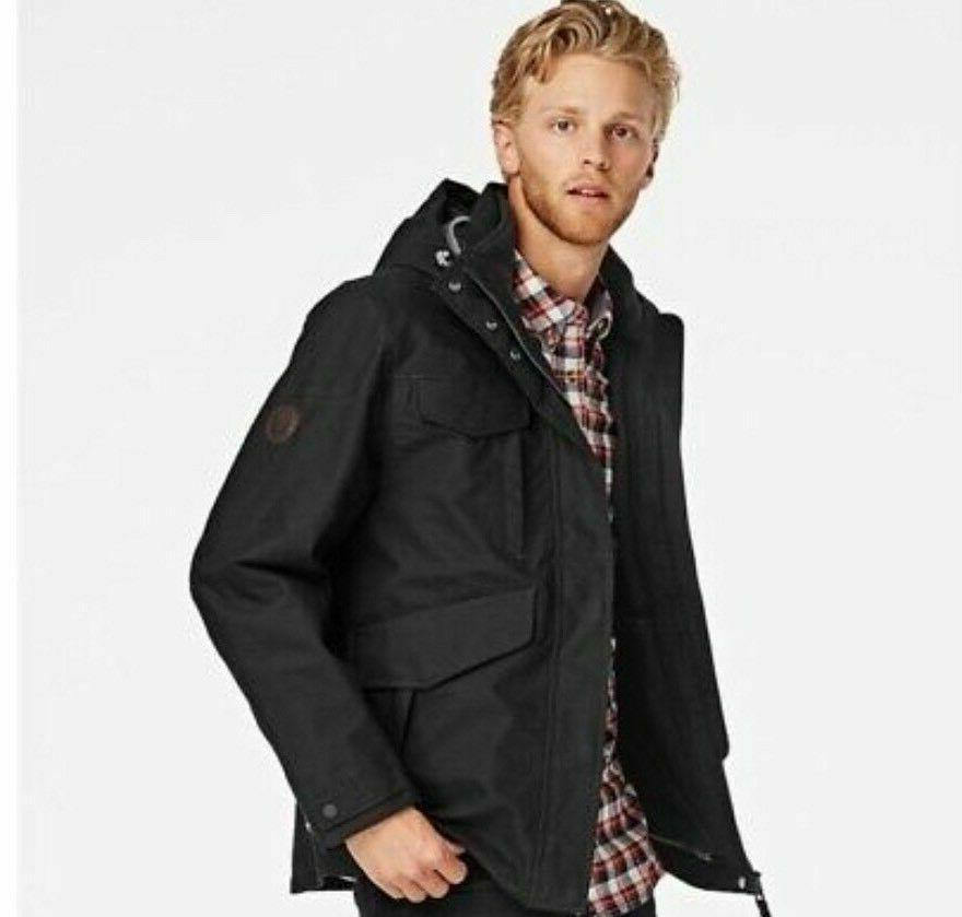TIMBERLAND Men's Ragged Mountain 3-in-1 Jacket, Large; MSRP: