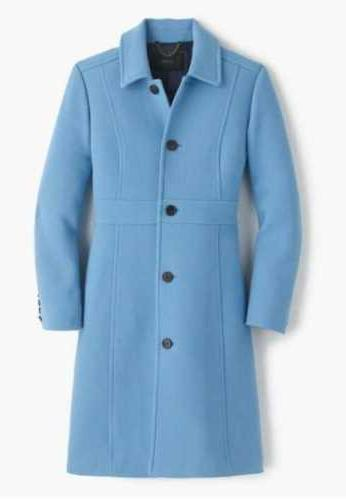 NEW WOMEN CLOTH LADY THINSULATE BLUE
