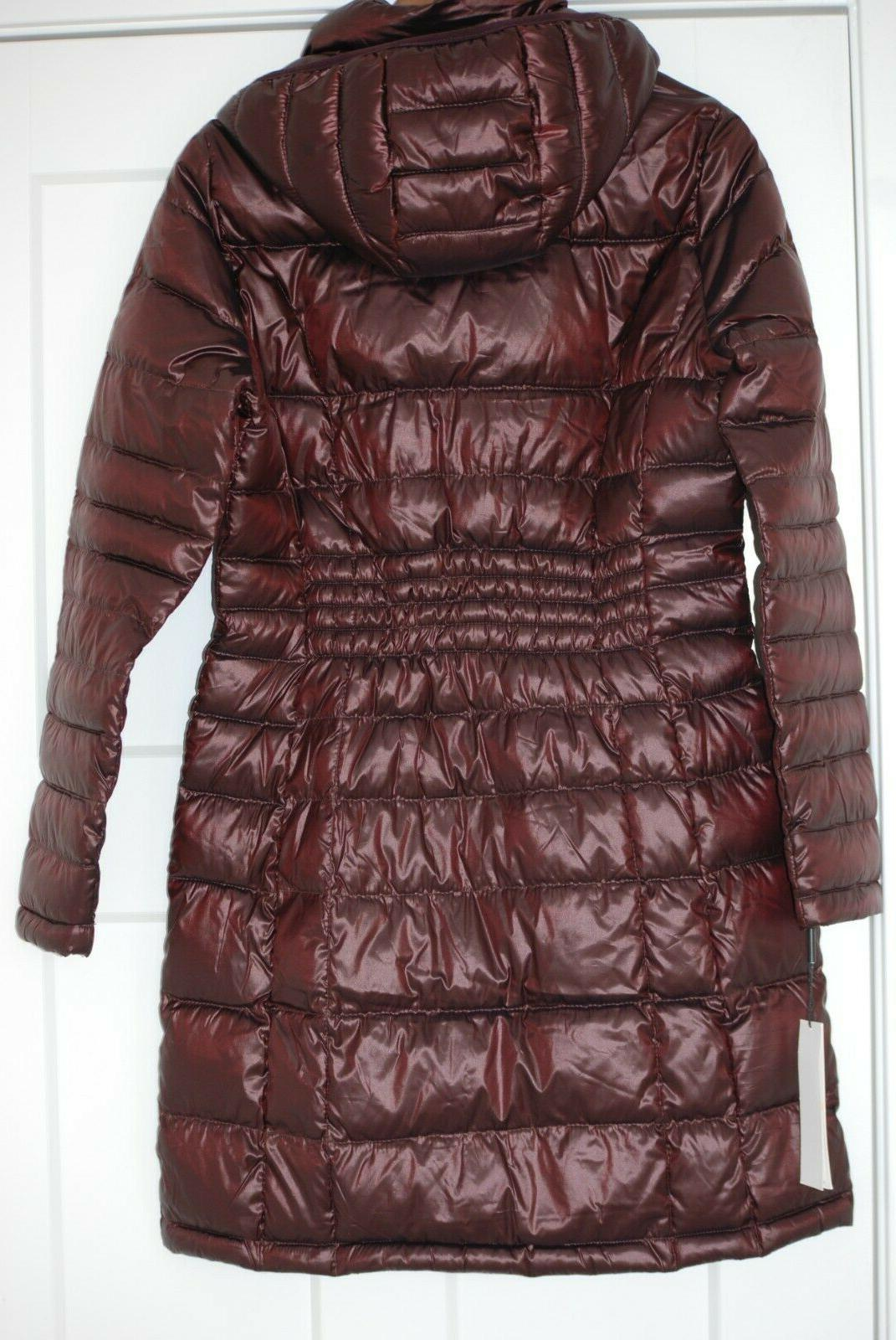NEW PACKABLE PUFFER COAT MSRP: