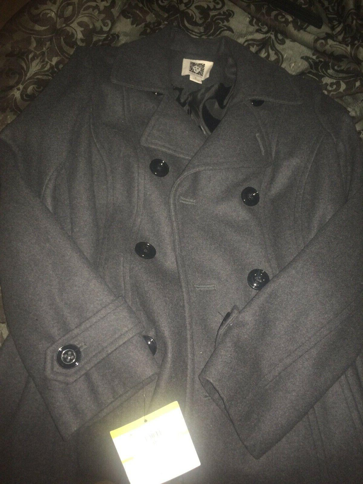 new womens classic double breasted wool coat