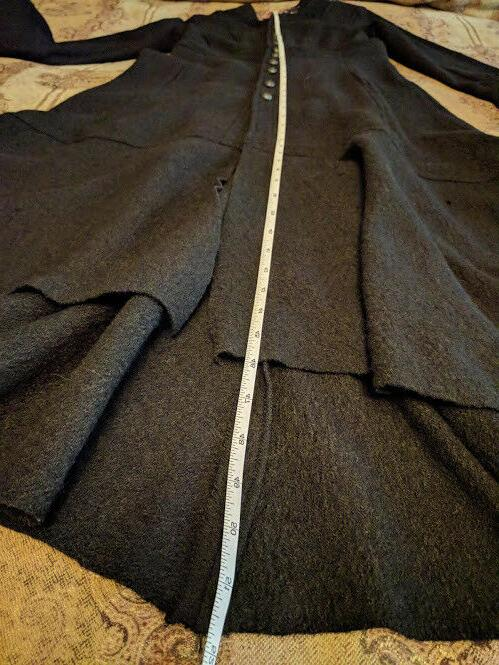 NWOT Victorian Maxi Duster