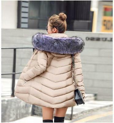 Sexy Fashion Cotton Jacket For Thick Snow Coat Siz
