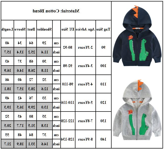 Toddler Baby Girls Hoodie Jacket Winter Warm Outerwear Windbreaker