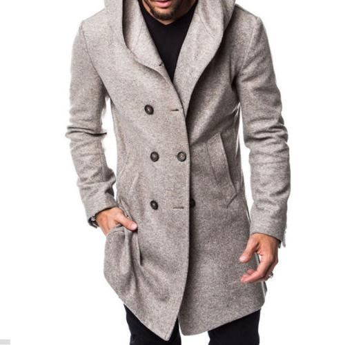 US Overcoat Trench Coat Outwear
