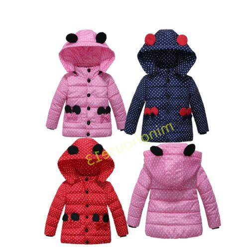 Winter Jacket Outerwear Children