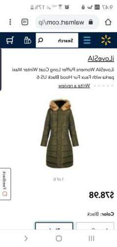 ilovesia Winter Coat with hodie stylish coat good for winter