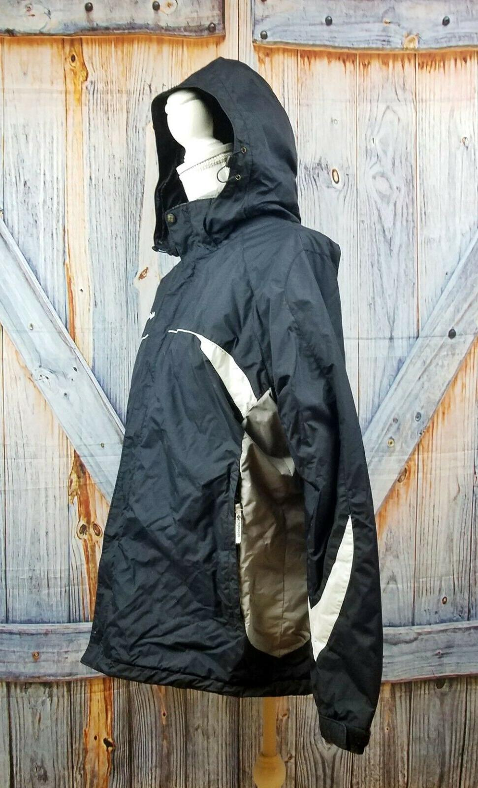 COLUMBIA Womans Winter Parka VERY LIGHTWEIGHT size 1x
