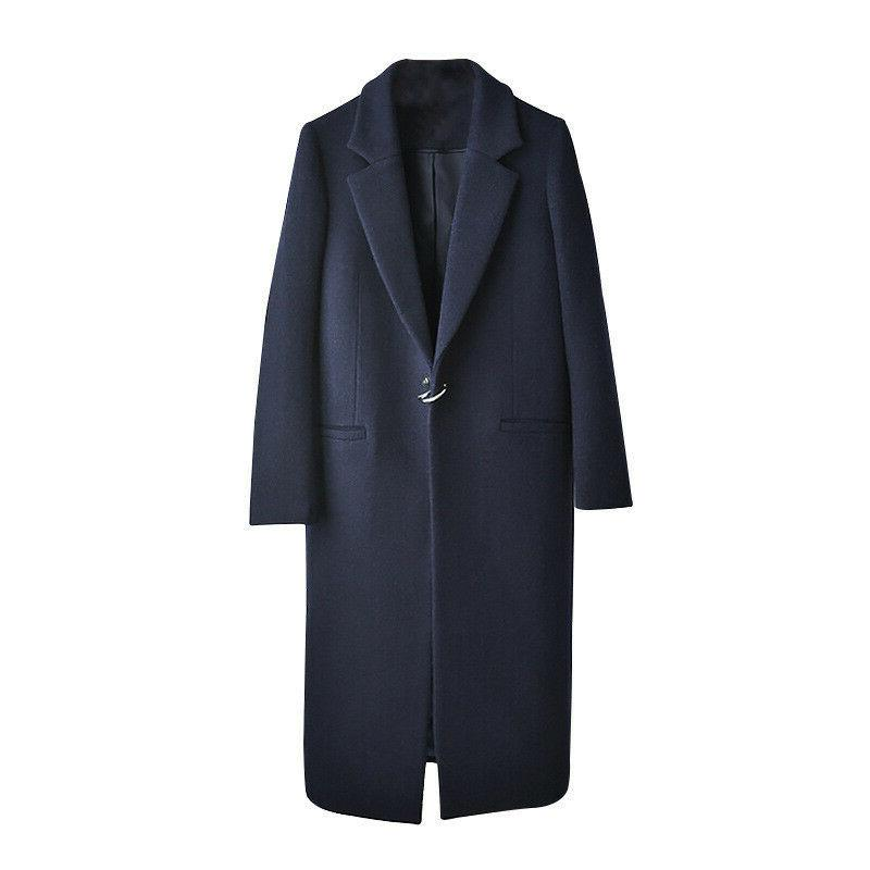 Women's Blend Jacket Overcoat