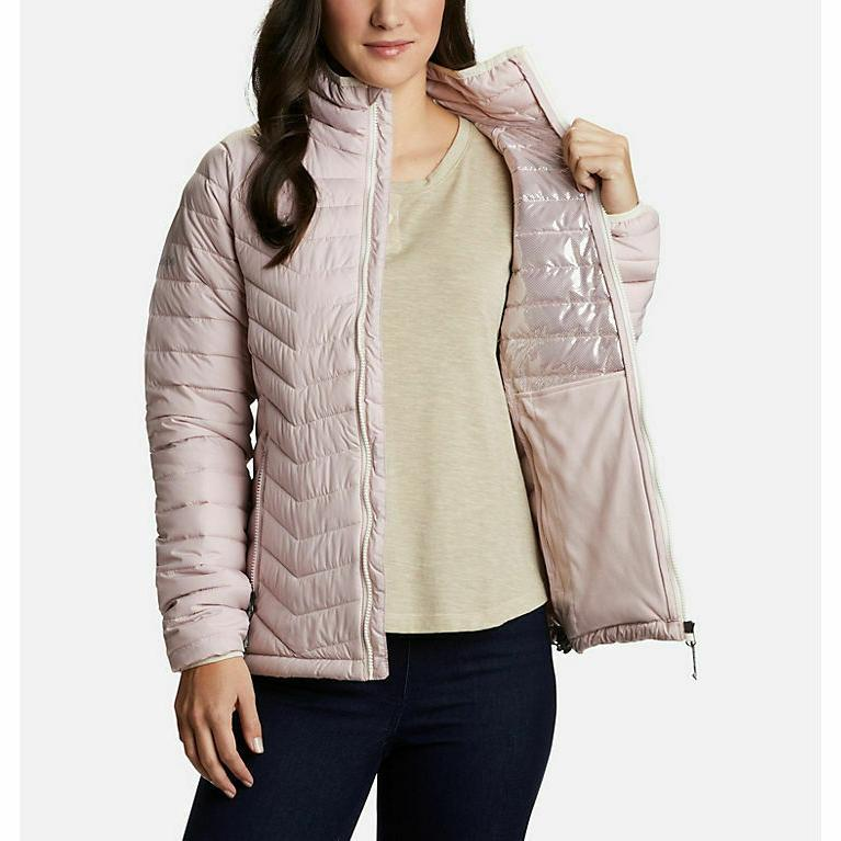 Columbia Lite Jacket Dusty Pink NWT MSRP $150 NEW