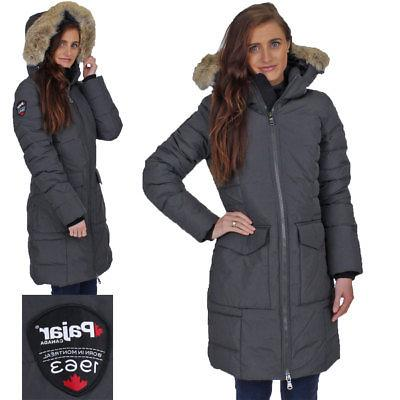 women s layla duck down long winter