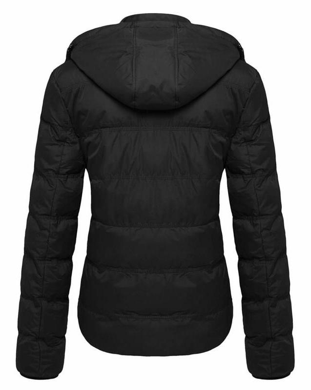 Wantdo Winter Coat With Removable Hood