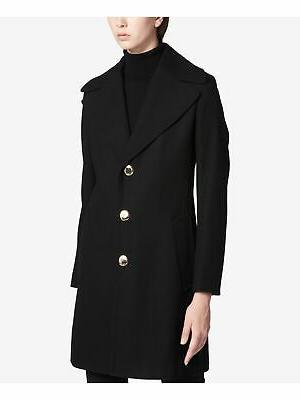 CALVIN Womens Buttoned Formal Coat Size: