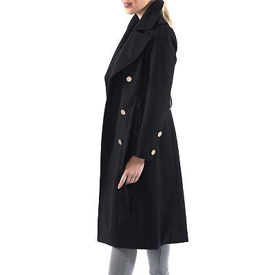 Blend Breasted Trench