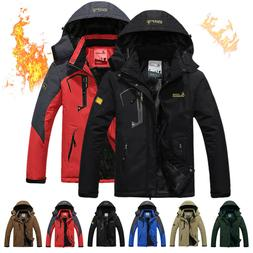 Men's Coat Ski Snow Climbing Hiking Sports Jacket Waterproof